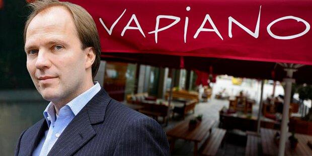 Vapiano ist jetzt 553 Millionen Euro wert