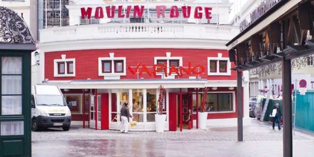 Das Moulin Rouge wird zum Vapiano