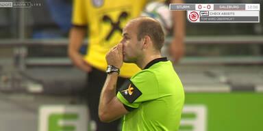 VAR in Bundesliga