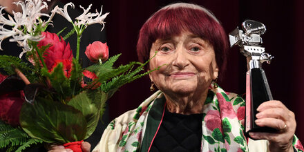 Regielegende Agnes Varda ist tot