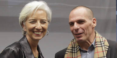 Griechenland sichert Zahlungen im März zu