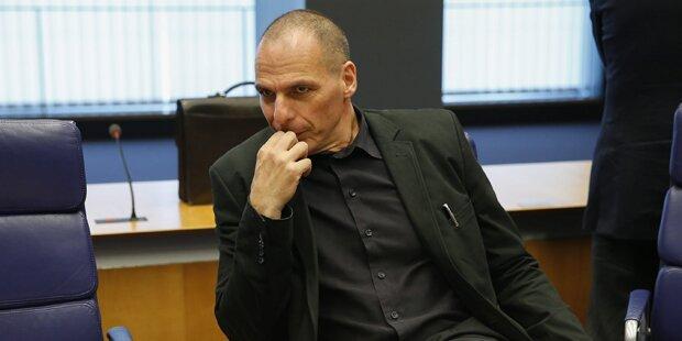 Varoufakis: Griechenland ist noch nicht gerettet