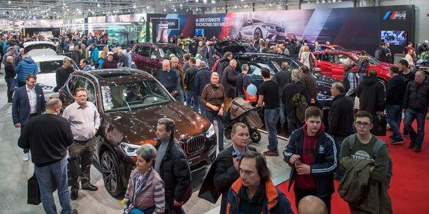 Vienna Autoshow schaffte neuen Rekord