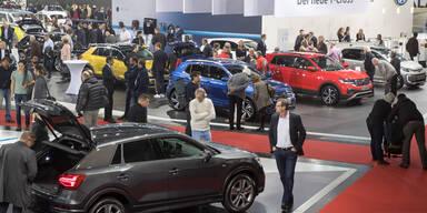 Vienna Autoshow: Alle Österreich-Premieren