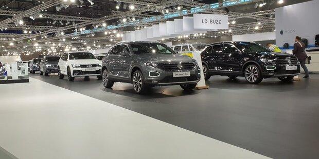 Die meistverkauften Autos des Jahres 2018