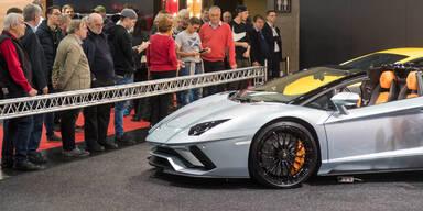 Vienna Autoshow: 2 Europa- & viele Österreich-Premieren