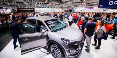 Vienna Autoshow 2020 war voller Erfolg