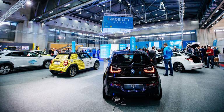 Österreich fährt bei E-Autos hinterher