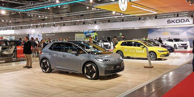 Alle Neuheiten der Vienna Autoshow 2020