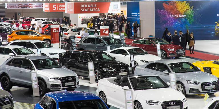 Vienna Autoshow 2018: Countdown läuft