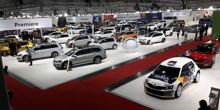 So cool wird die Vienna Autoshow 2019