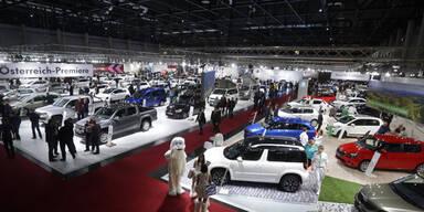 Europäischer Automarkt 2013 im Minus