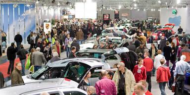 Countdown für die Vienna Autoshow 2012