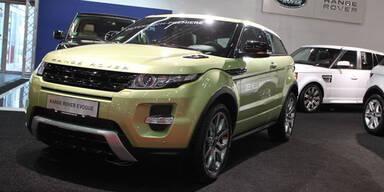 Vienna Autoshow 2012: Der Messerundgang