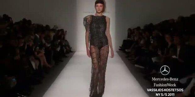 New York Fashion Week S/S 2011: Vassillios-Kostetsos