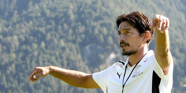 Vastic neuer Mattersburg-Trainer