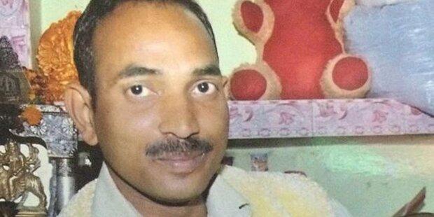 Vater quälte Vergewaltiger zu Tode