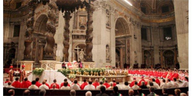 Vatikan will Psycho-Tests für Priesteramtsanwärter