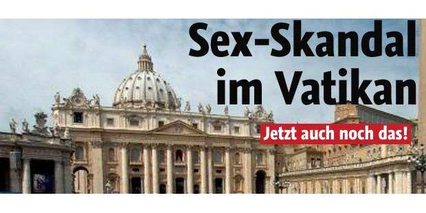 Sex-Skandal im Vatikan