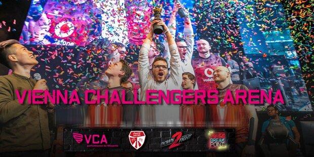 Die Highlights der Vienna Challengers Arena