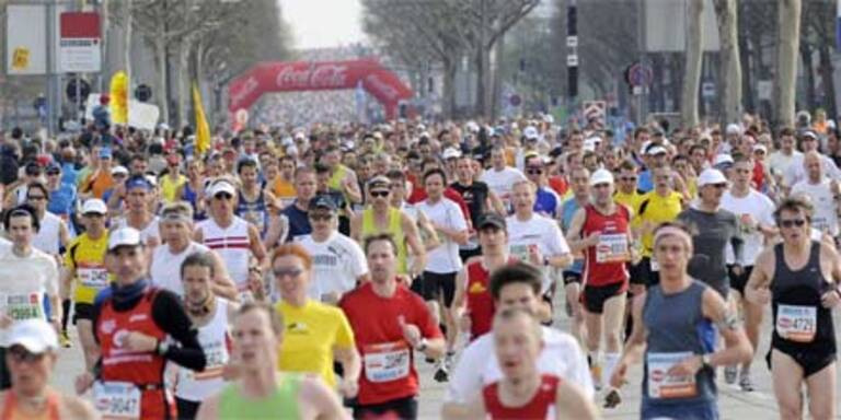 Kenianer Sugut siegte bei Wien-Marathon