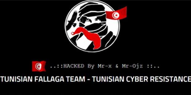 Islamisten hacken Werbering-Homepage