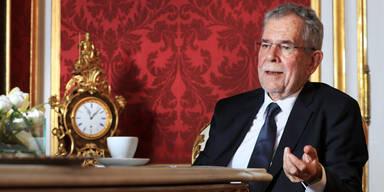 "VdB: Bundesheer hat ""vollkommen erschöpfte Kapazitäten"""
