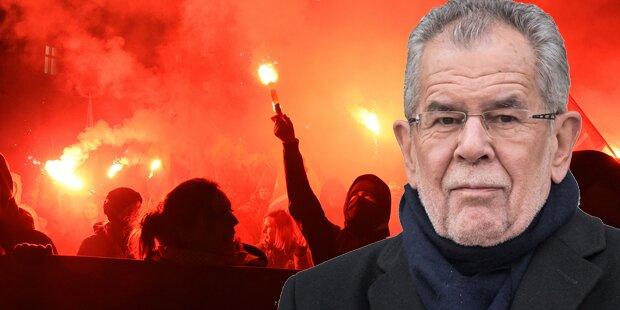 Van der Bellen verteidigt FPÖ-Ball