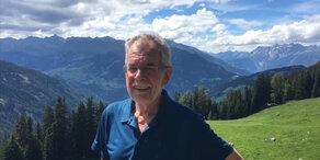 Van der Bellen spricht Tirolerisch