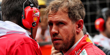 Schummel-Vorwürfe gegen Ferrari-Star Vettel