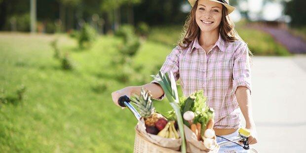 Vegane Diät für mehr Power