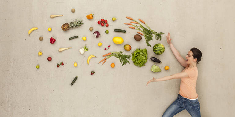 Mit veganer Ernährung gegen PMS
