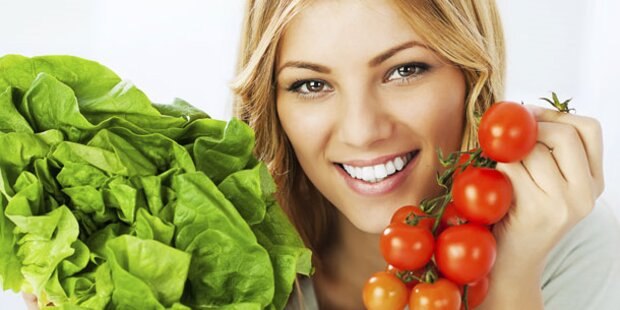 Frauen essen weniger Wurst