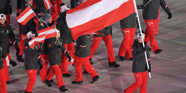 Spektakuläre Olympia-Eröffnung