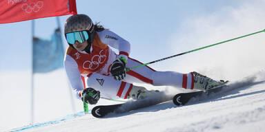 Veith holt Silber in irrem Ski-Krimi