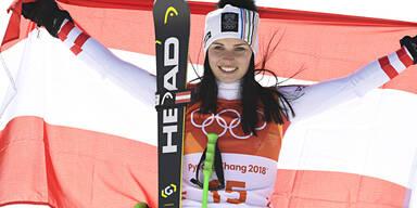 Ex Ski-Star Anna Veith ist schwanger