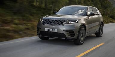 Startschuss für den Range Rover Velar