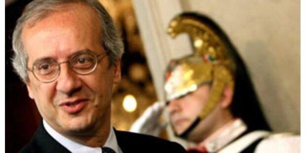 Italiens Oppositionschef Veltroni zurückgetreten