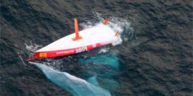 Skipper überlebt in Luftblase nach Boots-Unfall