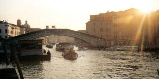 Frühlingsgefühle im schönen Venedig