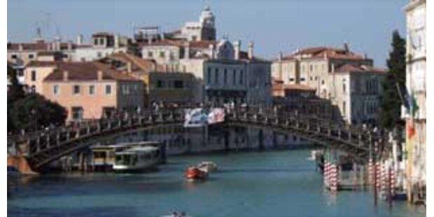 Venedig denkt an
