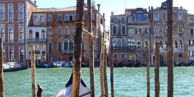 Venedig will Nummertafeln für Gondeln