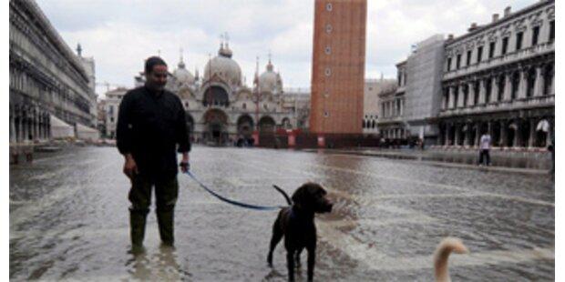 Schwere Unwetter führen zu Hochwasser in Italien