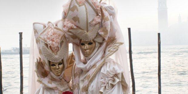 Venedig lädt zum Karneval