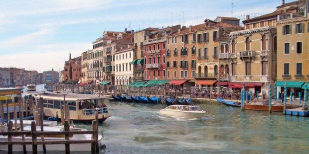 Keine Kreuzfahrtschiffe mehr in Venedig