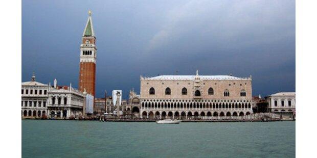 Venedig führt WC-Ticket ein