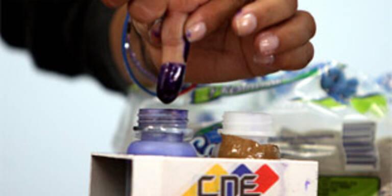 Chavez verliert Volksabstimmung