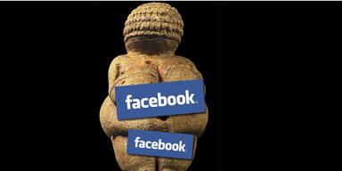 Zensurierte Venus: Facebook lenkt ein