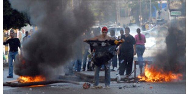 Ein Toter bei Anti-Chavez-Protesten in Caracas