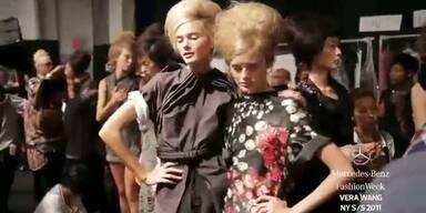 New York Fashion Week S/S 2011: Vera Wang